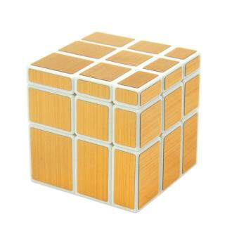 Harga Shengshou Mirror Speed Magic Cube 3x3x3 Speed Magic Cube Puzzle Cubes Educational Toy