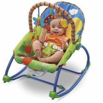 Harga Fisher Price Infant and Toddler Portable Rocker