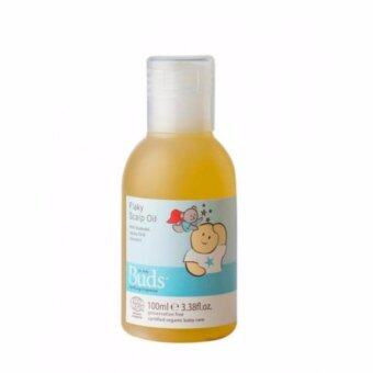 Harga Buds Soothing Organics: Flaky Scalp Oil 100ml