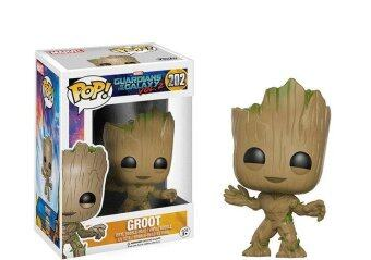 Harga Funko POP! Groot Guardians of the Galaxy Action Figure Boxed Toys PVC Collection