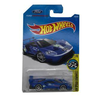 Harga Hot Wheels 2016 Ford GT Race