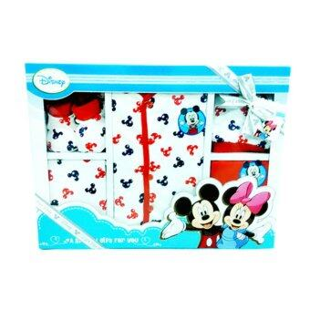 Harga Disney Mickey 6pcs Gift Set (Red)
