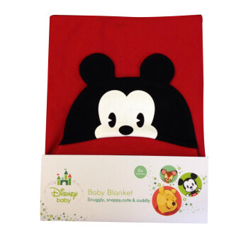 Harga Disney Cuties Hooded Blanket - Mickey