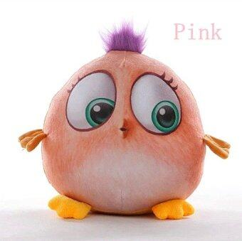 Harga Pink 35cm New Arrivals Angry Birds Plush Toys 3D Movie Small Cute Stuffed Animal Plush Toy Baby Toys Girl's Toy Doll
