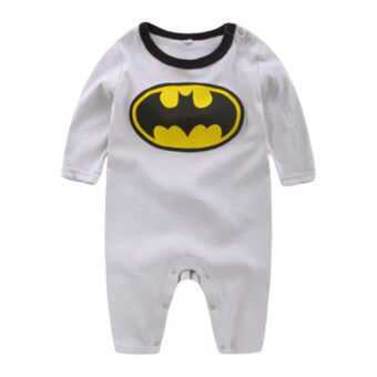 Harga Long Sleeve Romper - Batman