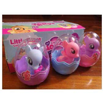 Harga MY LITTLE PONY EGG SHELL SET OF 3