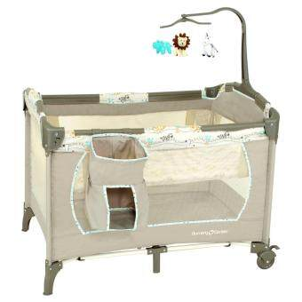 Harga Mamakiddies Portable Travel Cot Baby Cot Playpen Playard Zuma
