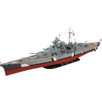 Harga Black Shop International German Pocket Battleship Bismarck Model Figure