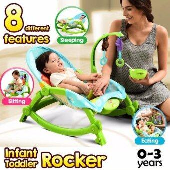 Harga BABY THRONE New Born to Toddler Baby Rocker