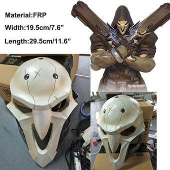 Harga Overwatch Reaper Mask Cosplay Costume Mask Hallowmas Fancy Masquerade Toys