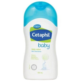 Harga CETAPHIL Baby Daily Lotion 400ML