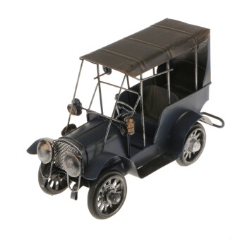 Harga BolehDeals Metal Vintage Classic Car Model Wrought Iron Handicraft Car Model