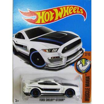 Harga Hot Wheels - Ford Shelby GT350R