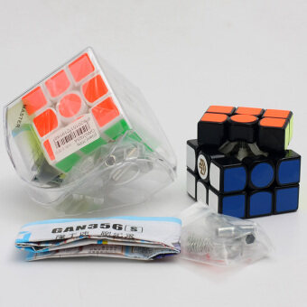 Harga Best Hot Cube Ganspuzzle GAN 356s Master 3x3x3 Magic Cube Puzzle 3x3 Speed Cube Learning Education Toys Cubo Magico