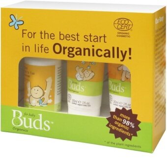Harga Buds Organics Everyday Starter Kit