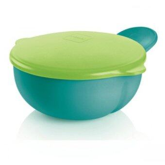Harga MAM Feeding Bowl Green