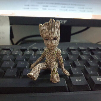 Harga Guardians of the Galaxy 2 Baby Groot Resin Statue Figure Collectible Model Toy 6cm