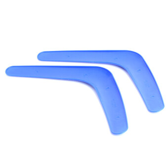 Harga Sports V-Style Outdoor Flying Boomerang - Blue (2 PCS)