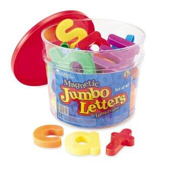 Harga Learning Resources Jumbo Magnetic Lowercase Letters