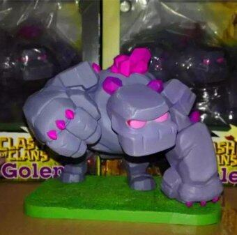 Harga COC Clash of Clans Golem Boxed PVC Action Figure
