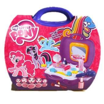 Harga My Little Pony Cosmetic Bag Playsets (23pcs)