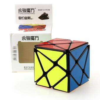 Harga Angled Type Fluctuation Cubes 3x3x3 Speed Magic Puzzle Cube Magic Cube Professtional Racing Cube Toys