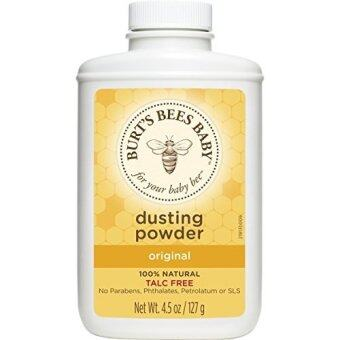 Harga Burts Bees Baby Dusting Powder, 4.5 Ounces (Pack of 3) (Packaging May Vary)
