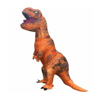 Harga Inflatable Jurassic World T-Rex Costume Adult Fancy Dress (220CM)