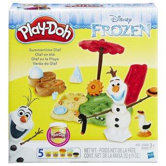 Harga Play-Doh Olaf Summertime Featuring Disney Frozen