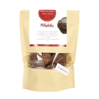 Harga MilkyBites Lactation Cookies - Brownie Dates