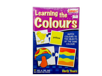 Harga Learning The Colours