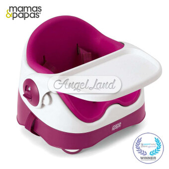 Harga Mamas & Papas Baby Bud Without Play Tray Raspberry 412498500