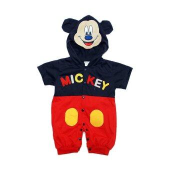 Harga Costume CR1011 Mickey Mouse Design Romper