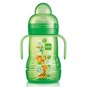 Harga MAM Trainer Bottle 220ml - Green