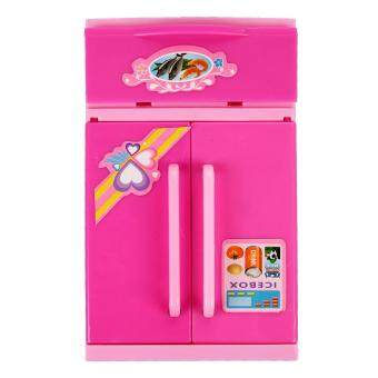 Harga Toys Games Basic Life Skills Toys Refrigerator Educational Toy
