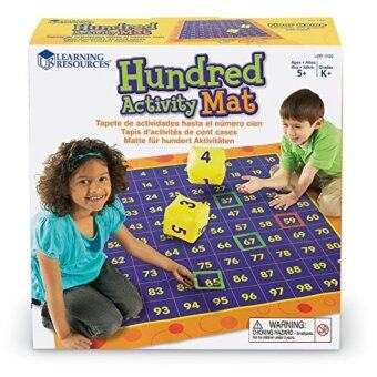 Harga LEARNING RESOURCES Hundred Activity Mat