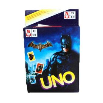 Harga UNO Batman Card Game