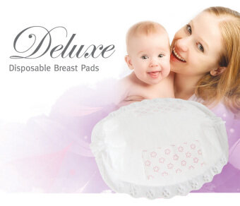 Harga Lacte Disposble BreastPads 36's - 4 boxes