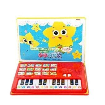 Harga Children Keyboard Book Learning Toys