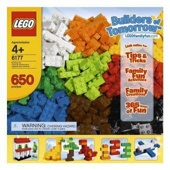 Harga The LEGO Ideas Book [Hardcover] Plus 650 LEGO Bricks [Builders of Tomorrow Set - 6177] Bundle. Great Gift Idea!