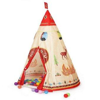 Harga New Kids Baby Children Portable Tent House Hut Play