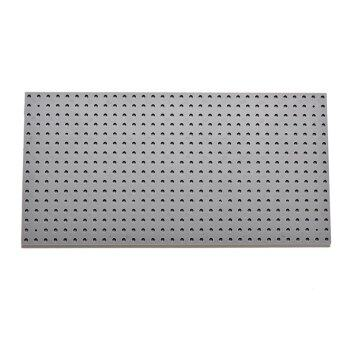 Harga Amango 16X32 Particles Blocks Base Plates DIY Toys for Lego Mini Bricks Plate Toy Light (Grey)