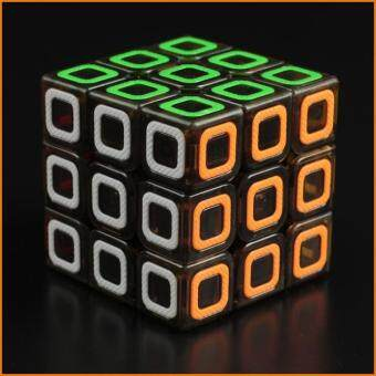 Harga Qy 3x3 Colour Rubik's Cube Lucency Magic Cube