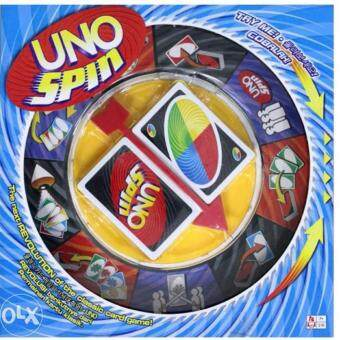 Harga UNO SPIN THE NEXT REVOLUTION OF THE CLASSIC CARD GAME