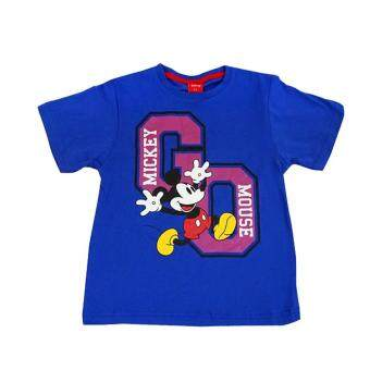 Harga DISNEY MICKEY SHORT SLEEVE TEE (BLUE)