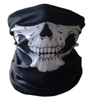 Harga Halloween Horror Mask Skull Head Tease Mask