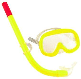 Harga Bestway Kid Sun Snorkel Set (Yellow)