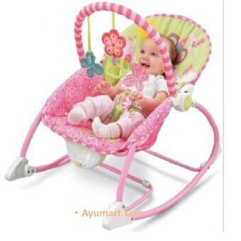 Harga Infant-to-Toddler Rocker ( Pink)