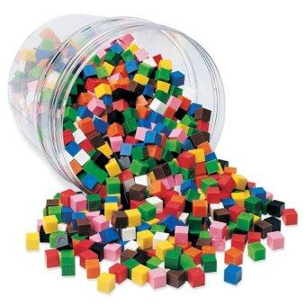 Harga LEARNING RESOURCES Centimetre Cubes Set 1000 pcs