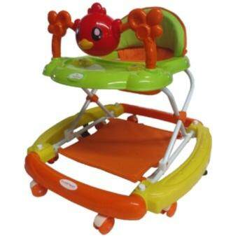 Harga Sweet Heart Paris BW948 Baby Walker/Rocker